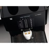WMF 1200S Super Automatic Coffee Machine & WMF Fridge 3.5L Black
