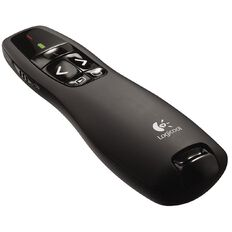 Logitech Wireless Presenter R400 Black