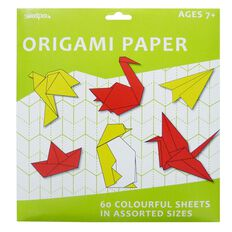 Sweetpea Origami Papers 60 Sheets