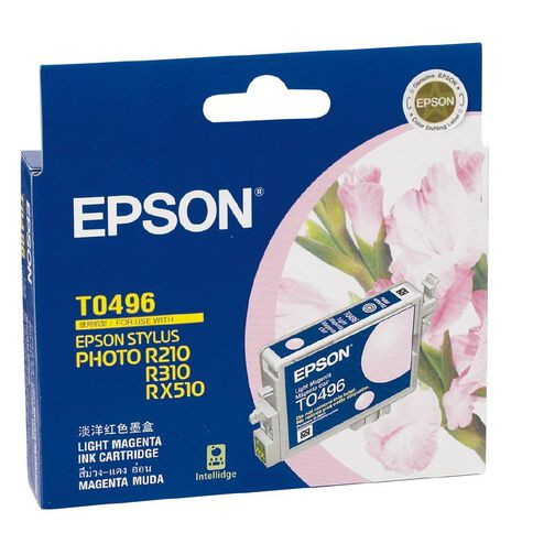 Epson T0496 Light Ink Cartridge
