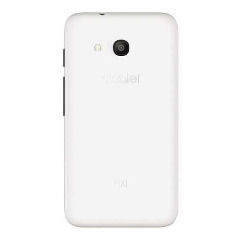 Warehouse Mobile Alcatel Pixi 4X Locked Bundle White