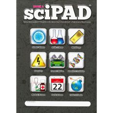 Year 10 Scipad Science Book 2
