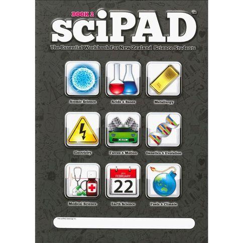 Year 10 Scipad Science Book 2