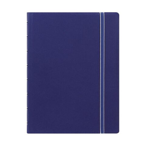 Filofax Refillable Notebook Blue A5