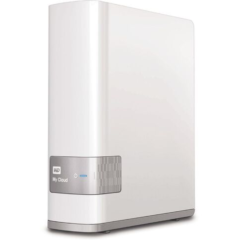 Wd My Cloud 6Tb Personal Cloud Storage White