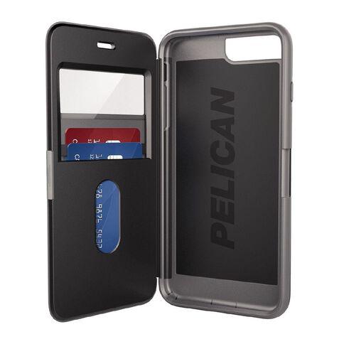 Pelican iPhone 7 Plus Vault Case Black