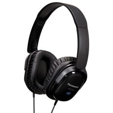 Panasonic Noise Cancelling Headphones Black