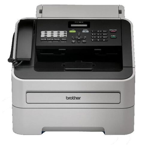Brother Fax2840 LaserFax Black