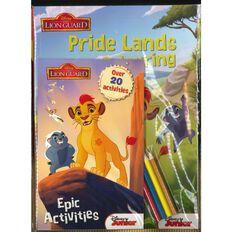 Disney Junior The Lion Guard Activity Pack