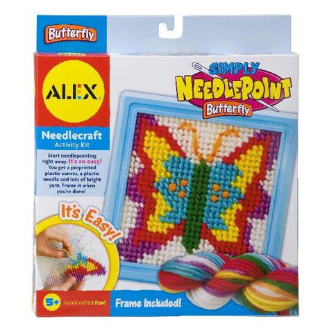 Alex Simply Needlework Butterfly