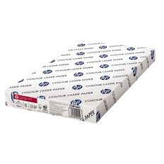 HP Colour Laser 100gsm 500 Pack White A3