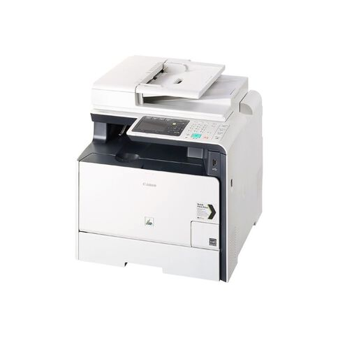 Canon Mf729Cx Colour Laser Multifunction White