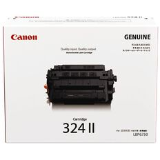 Canon Toner Cart324Ii Black