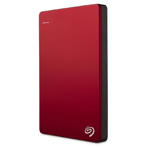 Seagate Backup Plus 1TB Portable Drive Red