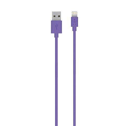 Belkin Lightning Cable 1.2m Purple
