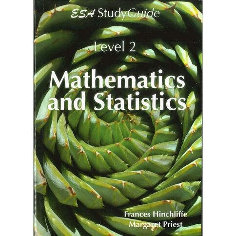 Ncea Year 12 Maths And Stats Study Guide