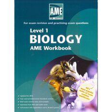 Ncea Year 11 Biology Workbook