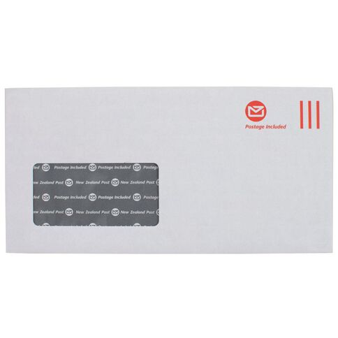 Nz Post Included Envelope Maxpop 500 Pack White
