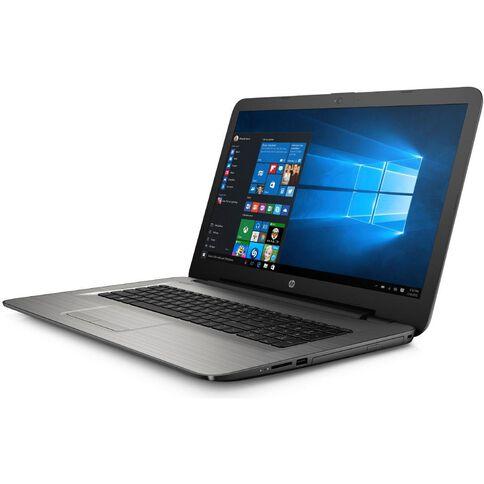 HP 17-X011Tx Laptop Silver