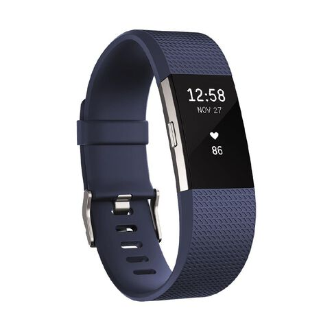 Fitbit Charge 2 Large Blue
