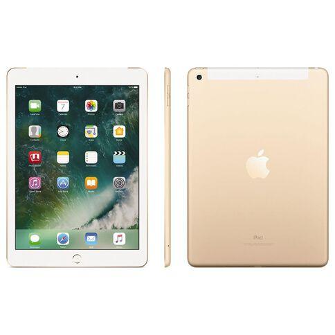 Apple iPad Wi-Fi + Cellular 128GB Gold