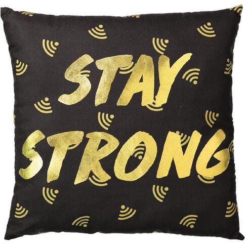 Banter Strong Cushion Black