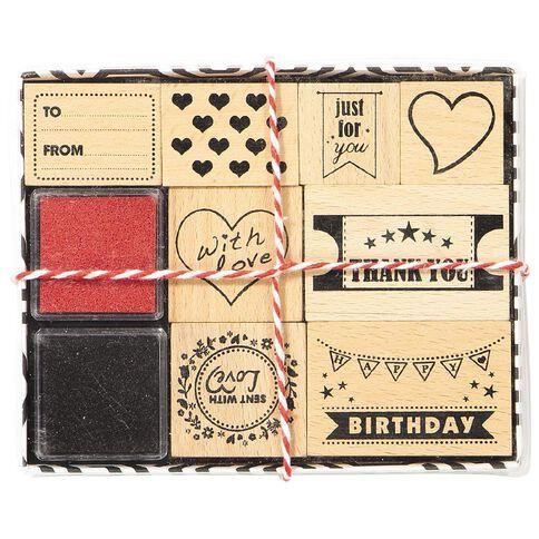 Banter Stamp Set