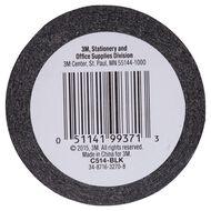 Scotch Craft Glitter Tape 15mm x 5m Black