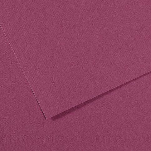 Canson Card Mi-Teintes 50 x 65cm 507 Violet Purple