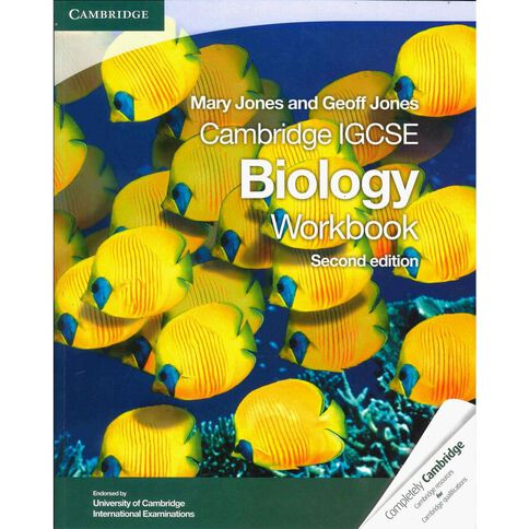 Igcse Year 11 Biology Workbook