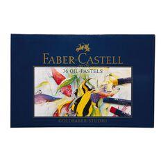 Goldfaber Pastels 36 Pack Multi-Coloured