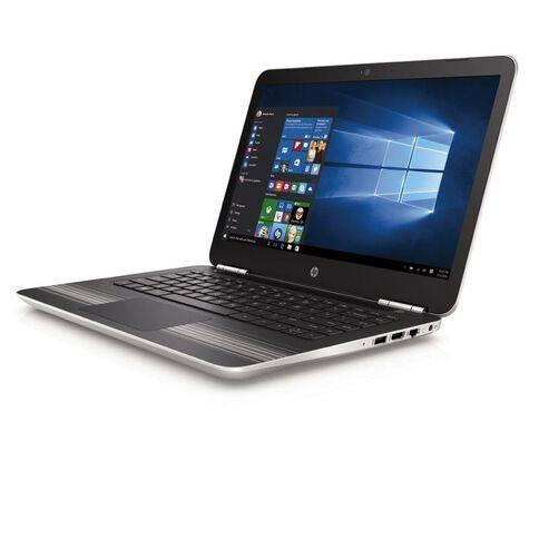 Hp 14-Al027Tu Laptop Silver