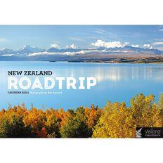 John Sands Mini Nz Road Trip Calendar 2018