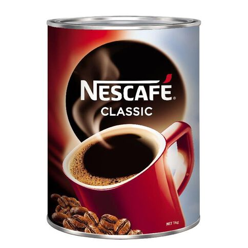 Nescafe Coffee Classic Tin 1kg