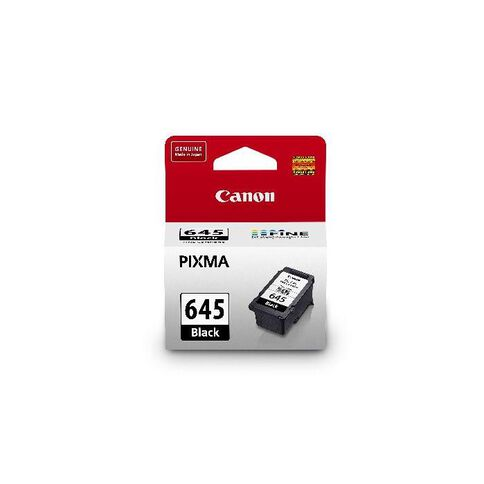 Canon Ink Cartridge PG645 Black