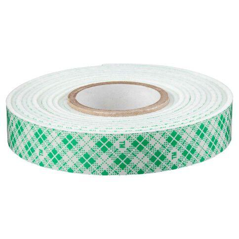 Scotch mounting Tape 110 12.7mm x 1.9m White