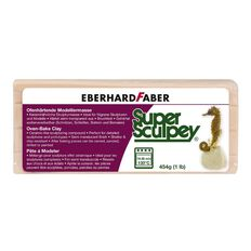 Eberhart Faber Super Sculpey 454g Beige