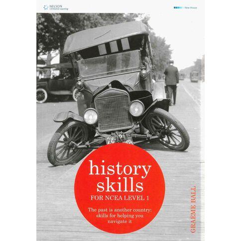 Ncea Year 11 History Skills Workbook