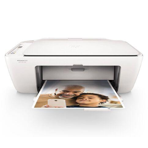 HP Deskjet 2620 All-in-One Printer White