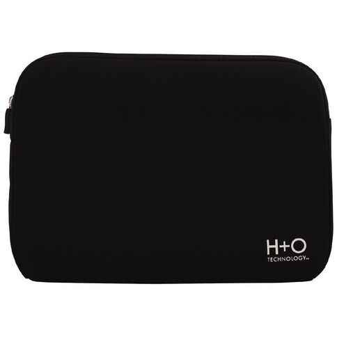 H+O Technology 11.6 inch Laptop Sleeve Black