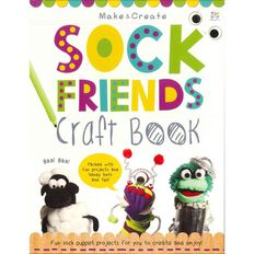 Sock Puppets Craft Book