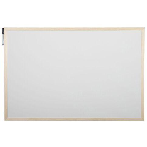 Workspace board 600 x 900mm White