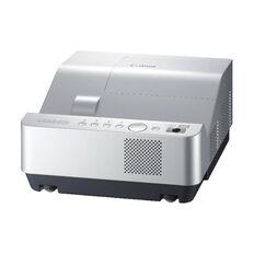 Canon Ust Multimedia Projector Silver