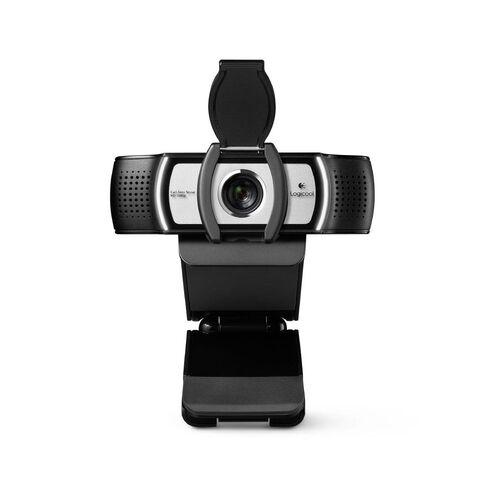 Logitech C930E Webcam Black