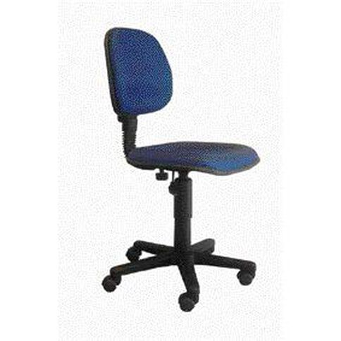 Dawell Delta Highback Chair Charade Venus Blue
