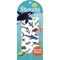 Peaceable Kingdom Stickers Sea Life