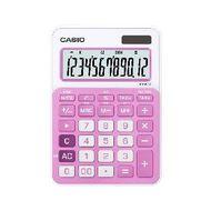Casio Desktop Calculator MS20 Pink