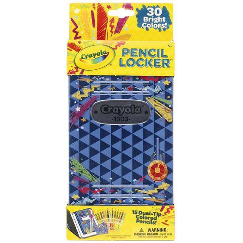 Crayola Pencil Locker