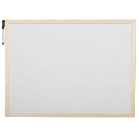 Workspace board 450 x 600mm White