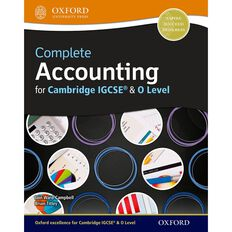 Igcse Year 11 Complete Accounting